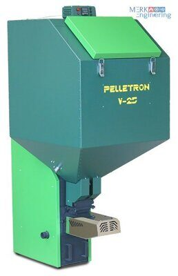 Пеллетный котел PELLETRON VECTOR-25 III