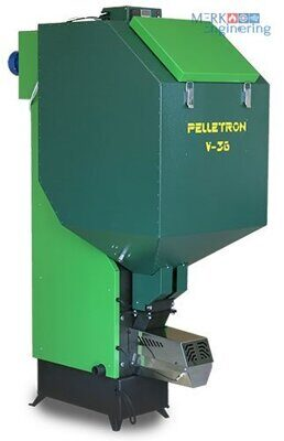 Пеллетный котел PELLETRON VECTOR-36 III